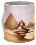 The Great Sphinx Coffee Mug