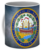 The Great Seal Of The State Of New Hampshire Coffee Mug