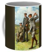 The Great Triumvirate Coffee Mug