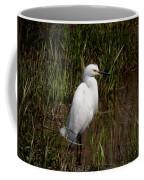 The Great White Heron Coffee Mug