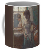 The Green Dress, 1908-09 Coffee Mug