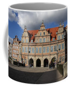 The Green Gate - Gdansk Coffee Mug