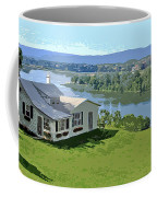 The Green Grass Of Home Coffee Mug
