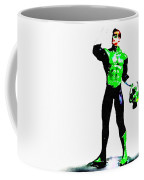 The Green Coffee Mug