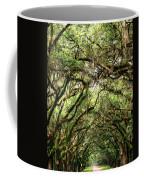The Green Mile Savannah Ga Coffee Mug