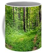 The Green Path Coffee Mug