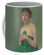 The Green Ribbon Coffee Mug