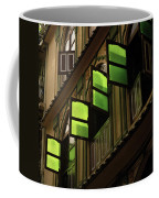 The Green Windows Coffee Mug