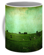 The Green Yonder Coffee Mug by Trish Mistric
