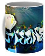The Greener Side Under Water Coffee Mug