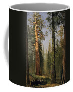 The Grizzly Giant Sequoia Mariposa Grove California Coffee Mug