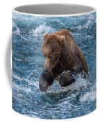 The Grizzly Plunge Coffee Mug