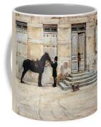 The Groom  Coffee Mug