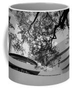 The Gugenheim In Black And White Coffee Mug