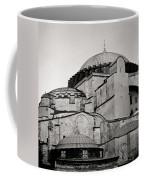 The Hagia Sophia Coffee Mug by Shaun Higson