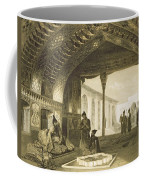 The Hall Of Mirrors In The Palace Coffee Mug by Grigori Grigorevich Gagarin