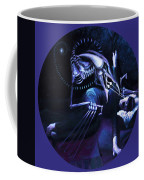 The Hallucinator Coffee Mug by Shelley  Irish
