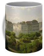 The Hamburg Kunsthalle And The Wallanlagen At The Glockengiesserwal Coffee Mug