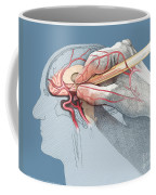 The Hand Knows Coffee Mug