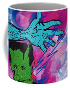The Hand Of Frankenstein Coffee Mug