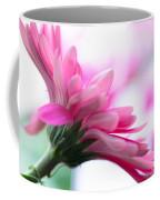 The Happy Flower Pink Daisy Coffee Mug