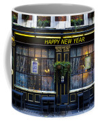 The Happy New Year Pub Coffee Mug