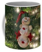 The Happy Snowman Coffee Mug