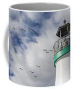 The Harbor Lighthouse Coffee Mug