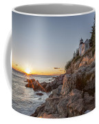 The Harbor Sunset Coffee Mug