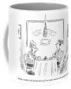 The Hardest Job You'll Ever Make Someone Feel Coffee Mug