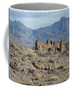 The Haulapai Mountains Coffee Mug