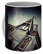 The Haunted House  Coffee Mug