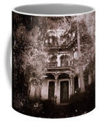 The Haunting Coffee Mug by David Dehner