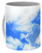 The Head In The Clouds Coffee Mug