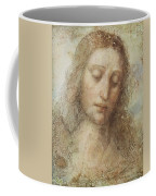 The Head Of Christ Coffee Mug