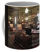 The Hearst Castle In San Simeon Coffee Mug
