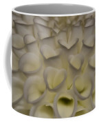 The Heart Of A Dahlia Coffee Mug