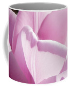 The Heart Of A Tulip Coffee Mug