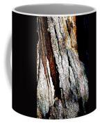 The Heart Of Barkness In Mariposa Grove In Yosemite National Park-california  Coffee Mug