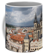 The Heart Of Old Town Coffee Mug