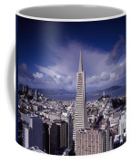 The Heart Of San Francisco Coffee Mug by Mountain Dreams