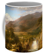 The Heart Of The Andes Coffee Mug