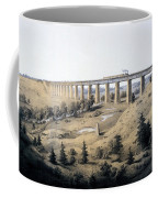 The High Bridge Near Farmville, Prince Coffee Mug