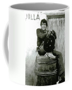 The High Chaparral Henry Darrow Publicity Photo Number 3 Coffee Mug
