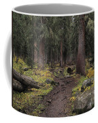The High Forest Coffee Mug by Eric Glaser