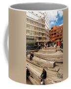 The High Line Urban Park New York Citiy Coffee Mug