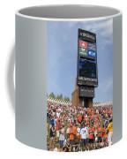 The Hill At Scott Stadium Uva Coffee Mug