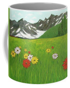 The Hills Are Alive With The Sound Of Music Coffee Mug