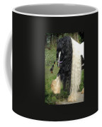 The Hitcher Coffee Mug by Fran J Scott