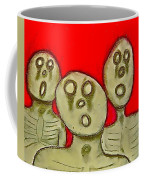 The Hollow Men 88 - Three Walkers Coffee Mug